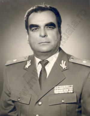 General-maior de securitate DĂNESCU STAN GHEORGHE