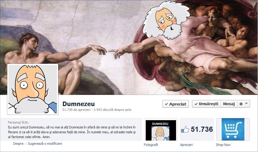 """Dumnezeu"""" s-a intors!   Contributors"""