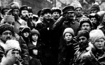 Lenin si Troțki