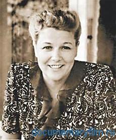 Ekaterina Furțeva (1910-1974)