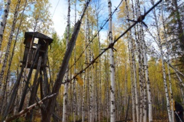 Imagine din fostul Gulag (foto: Stepan Cernousek)