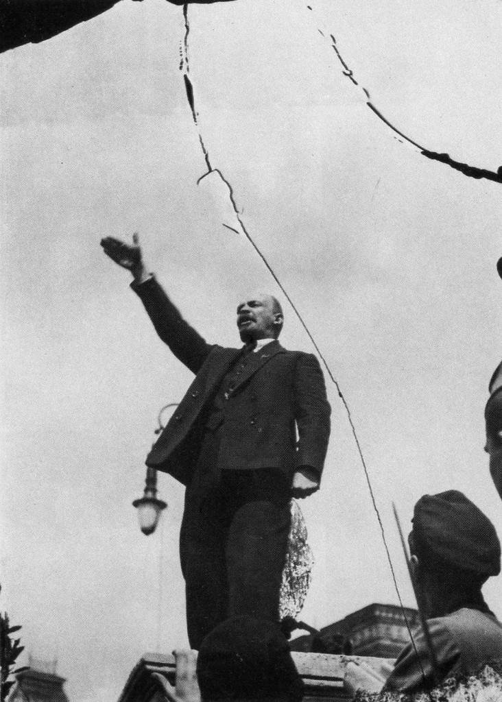 Triumful lui Lenin