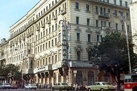 Moscova, Hotelul Lux