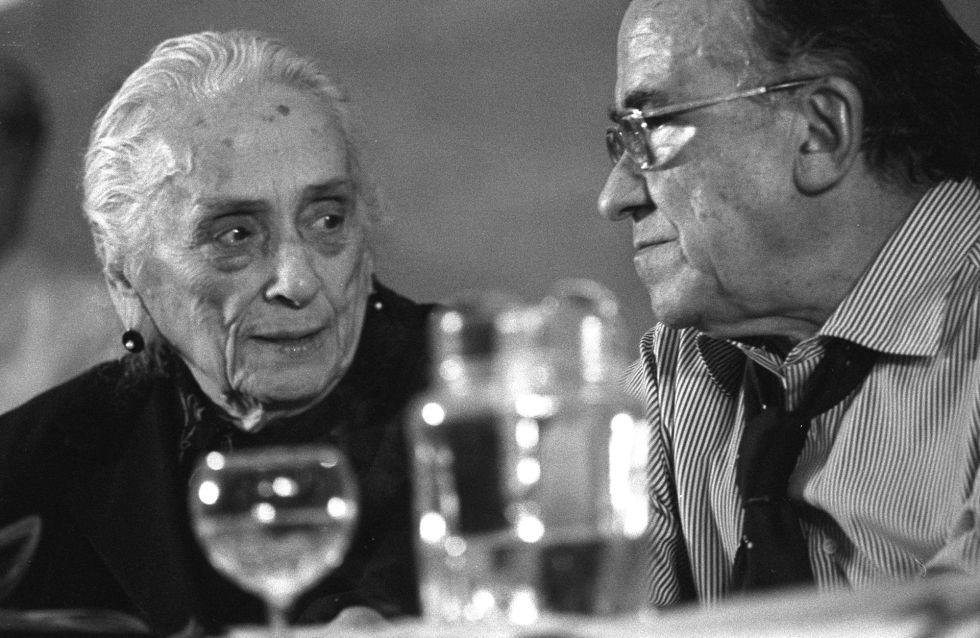 Dolores Ibarruri (La Pasionaria) si Santiago Carrillo