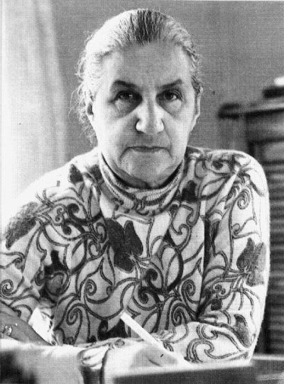 Jeanne Hersch (1910-2000)