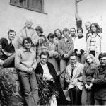 Membri ai Comitetului de Apărare a Muncitorilor (KOR)