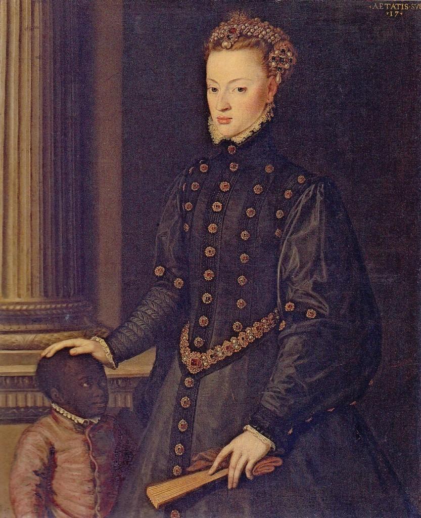 Christovao de Morais, 1555. Juana of Austria