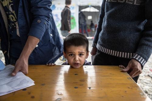 refugiati in Macedonia