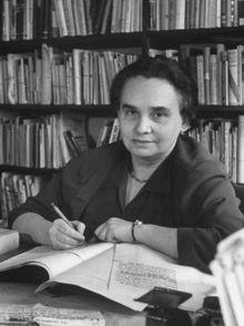 ADN bolsevic: Despre Ruth Fischer (1