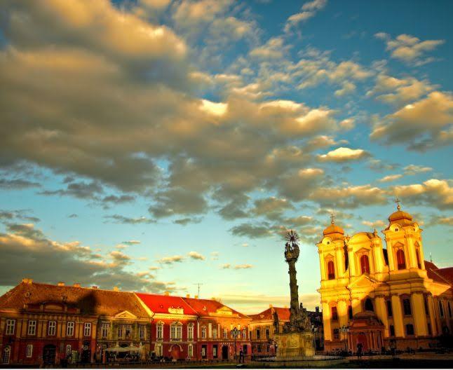 Timisoara - FOTO Anca Maldarescu