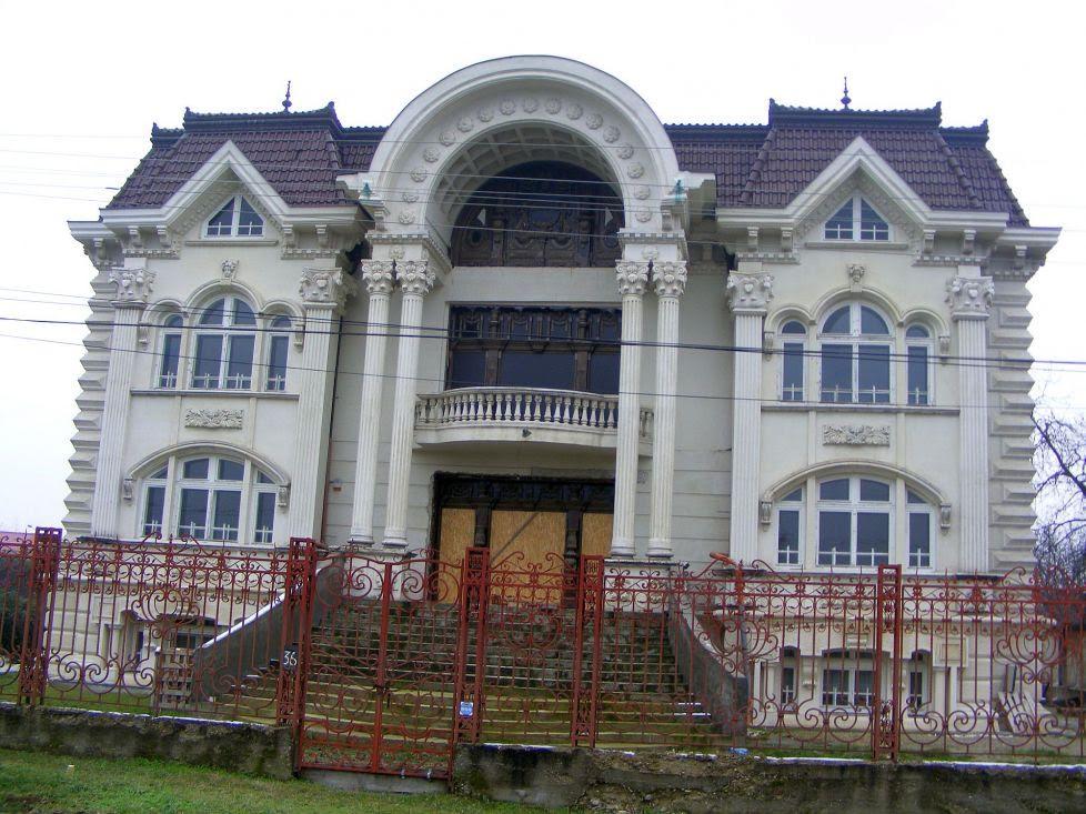 Palat tiganesc la Timisoara