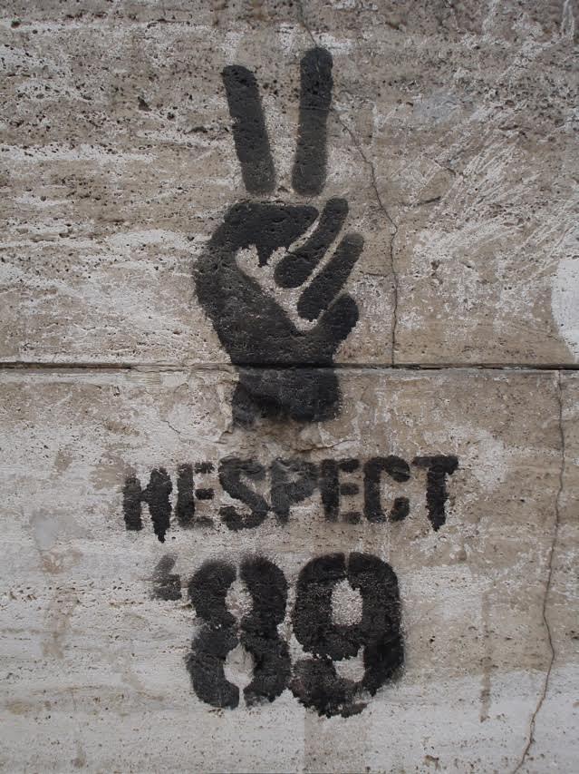 Graffiti, Timisoara
