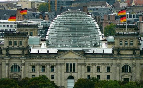 Cladirea Bundestag-ului, Berlin