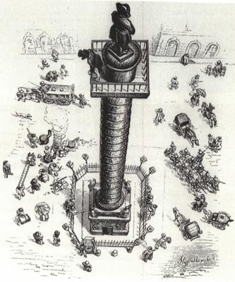 """Din """"Une autre Monde"""", Paris, 1844"""
