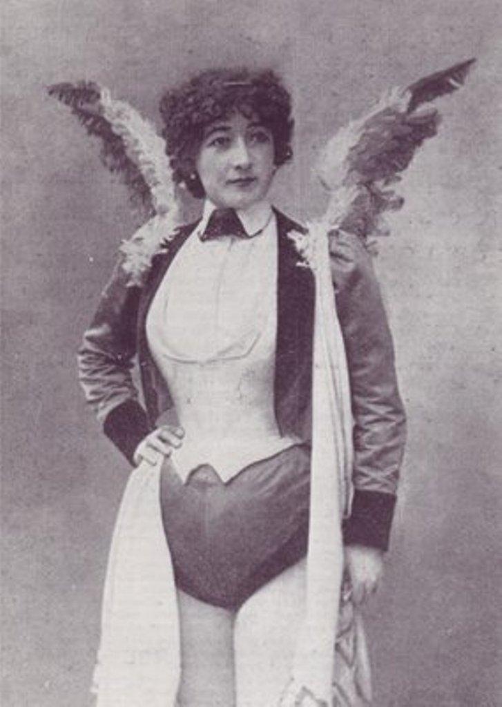Mademoissele de Rigny, 1898