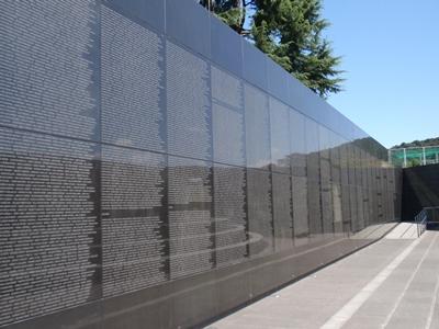 Monumentul Veteranilor din Vietnam, Washington, Maya Lin, 1982