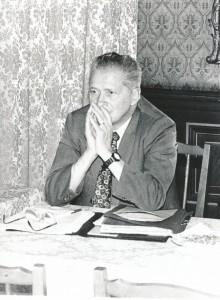 Constantin Ticu Dumitrescu sau imaculata noblete a suferintei