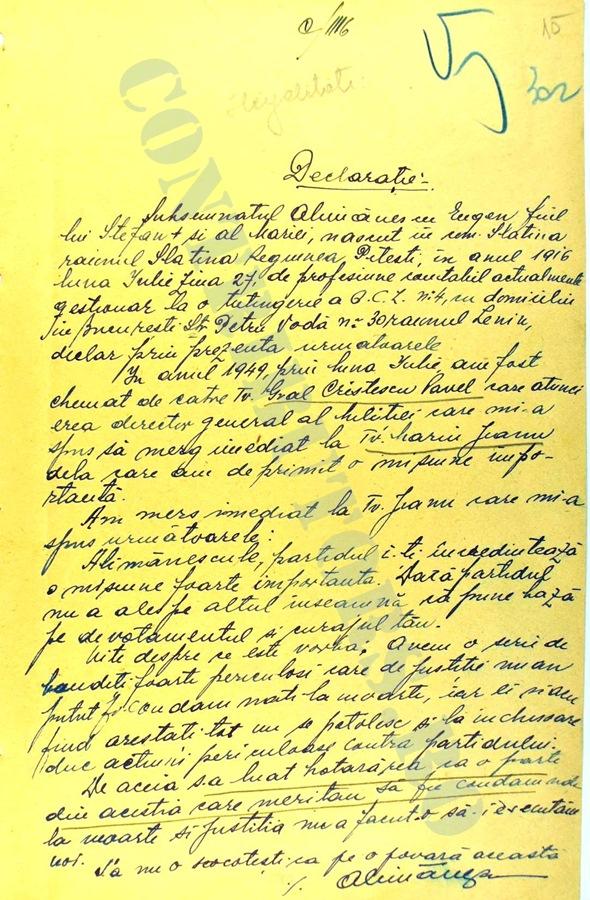 Senatorul Șerban Nicolae a învățat istoria din manualele interne ale Securității și broșurile propagandistice ale partidului comunist